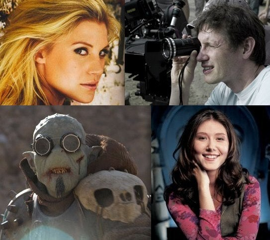 Best of io9's Interviews: 10 Best People We Excitedly Probed