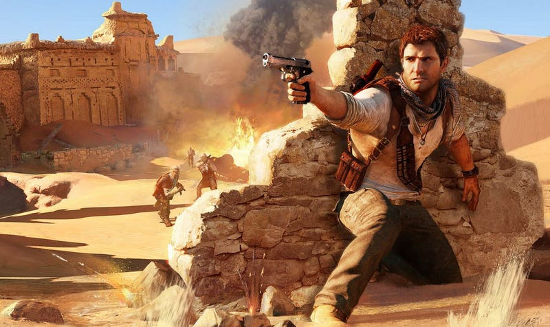 A Seth Rogen Uncharted Film Could Have Happened. Imagine That.