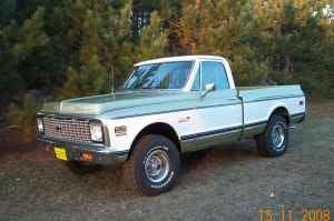 Nice Price Or Crack Pipe: The $48,500 Chevrolet Cheyenne Pickup?