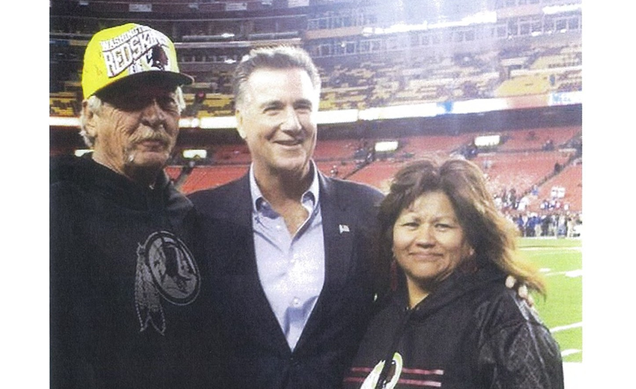 Paiute Tribal Leader Faces Impeachment For Taking Redskins Gift…