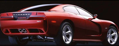 2012 Dodge Charger: First Look
