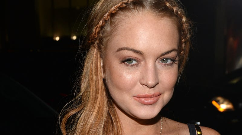 Lindsay Lohan Spends 2 Minutes in Rehab and Then Flees