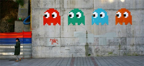 24 Examples of Geeky Graffiti