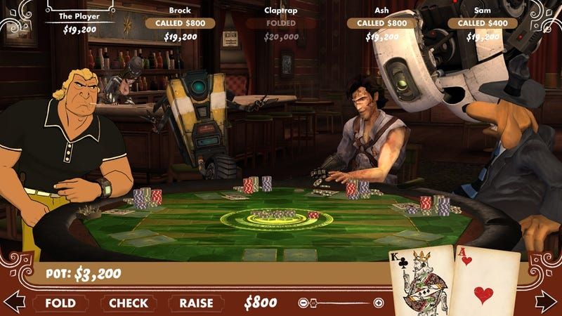 Rumor: Leaked Poker Night At The Inventory 2 Screenshots Reveal The Game's Cast