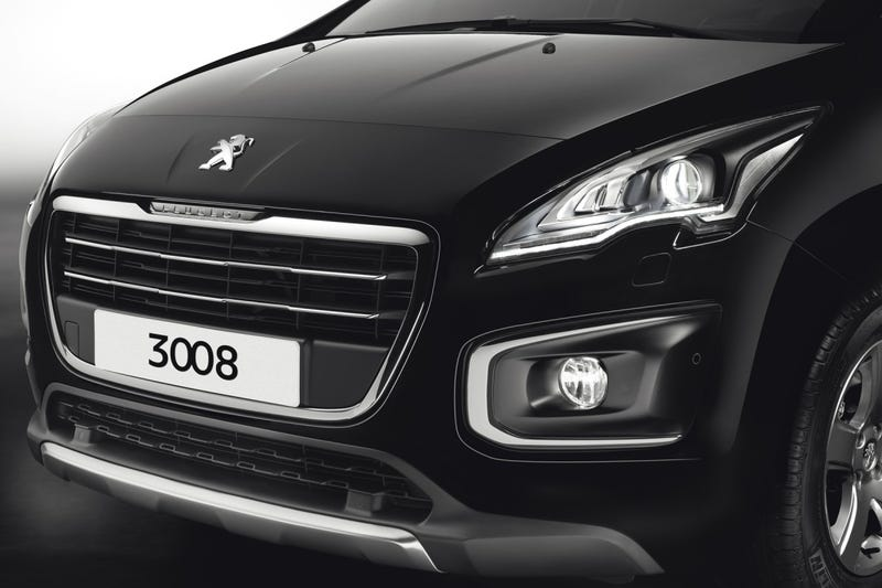 Yet More New Peugeots (Sort Of) Headed For Frankfurt