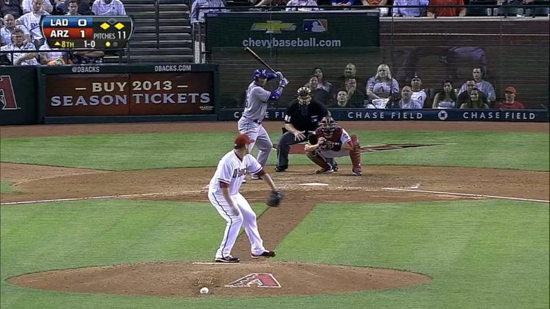 Dodgers Fans At Chase Field Forced To Change Clothes Or Move Seats