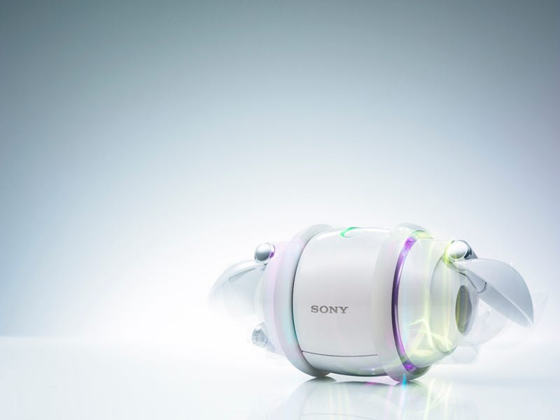 Sony Rolly on Sale in Japan Sept 29th, comes with Annoying Video