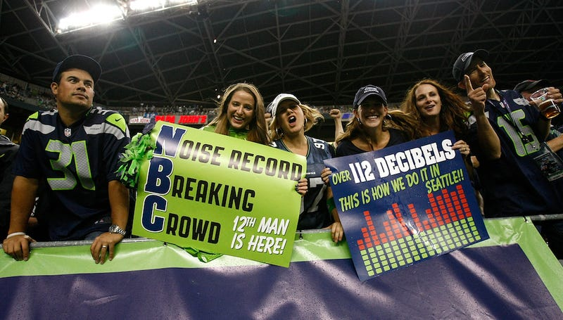 Seahawks Ban Californians From Buying NFC Championship Tickets