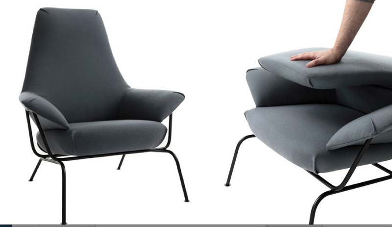 You Can Fold This Indoor Chair Just Like a Car Seat
