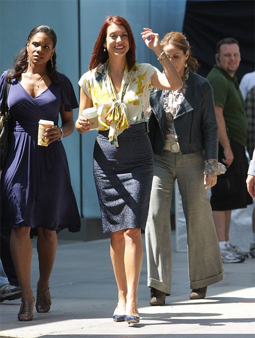 The Women Of Private Practice Don't Want No Scrubs