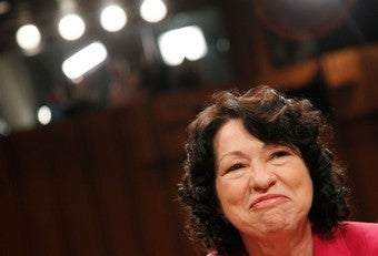 Latinas Discuss Sotomayor's Wisdom