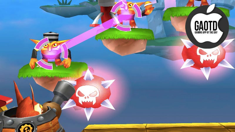 Cloud Patrol is an Addictive Little Shooting Gallery With a Skylanders Hook