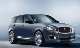 Jaguar SUV? *sigh*