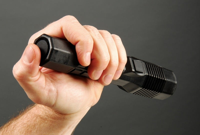 Pelican Flashlight: Scarier Than a Gun