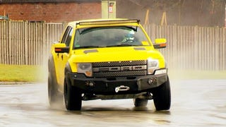 Will The Stig's Last <i>Top Gear</i> Lap Be This Yellow Hennessey Raptor?