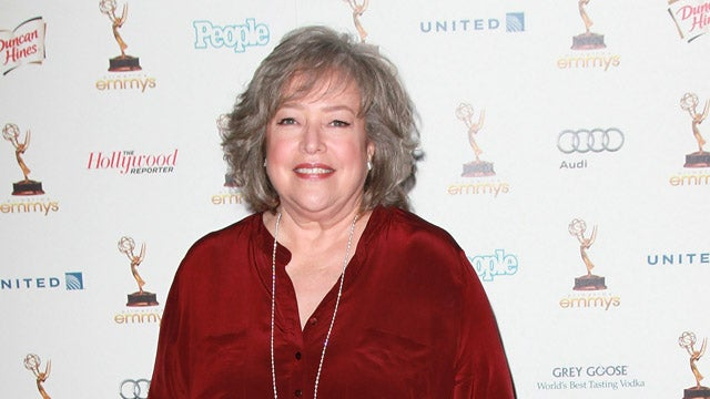 Kathy Bates Thinks Wall Street Is Full Of Rat Bastards