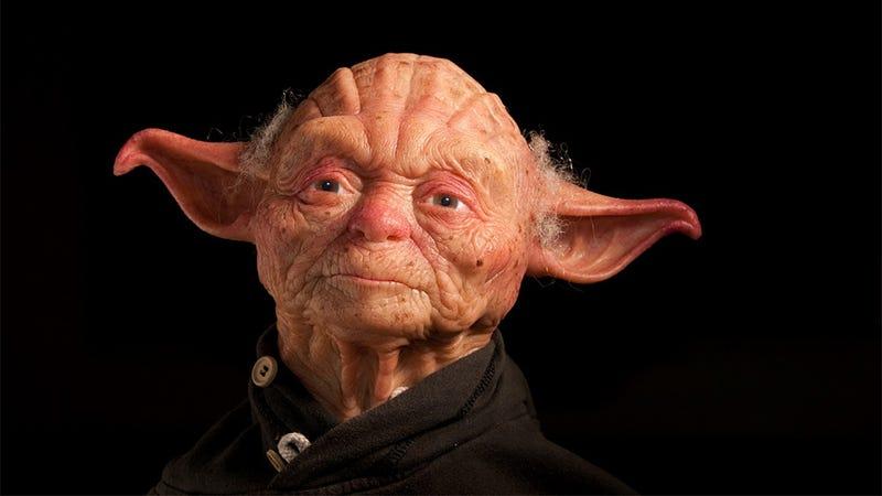 "A More ""Human"" Yoda is Creepy. So, So Creepy."