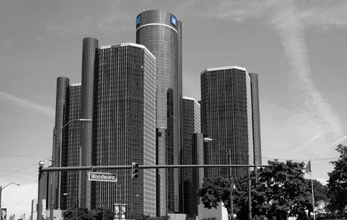 GM Bankruptcy Official
