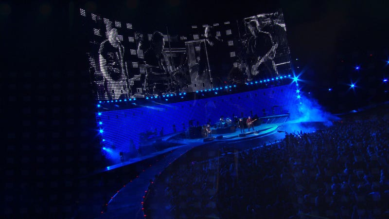 U23D Gives Us a Glimpse of the Music Video Future