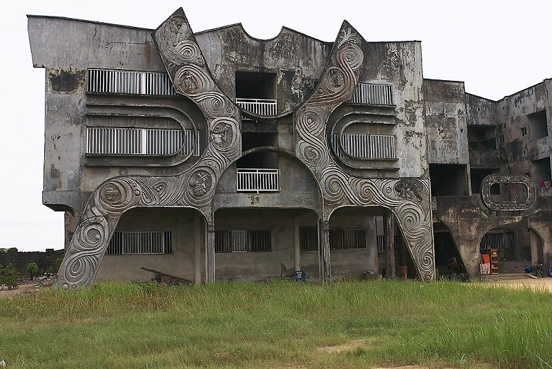 The Most Astonishing Space-Age Buildings in Africa