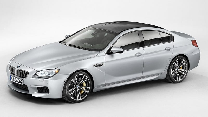2014 BMW M6 Gran Coupe: This Is It And We All Want One
