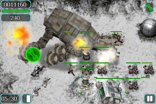 Star Wars: Battle For Hoth Is A Star Wars Tower Defense iPhone Game