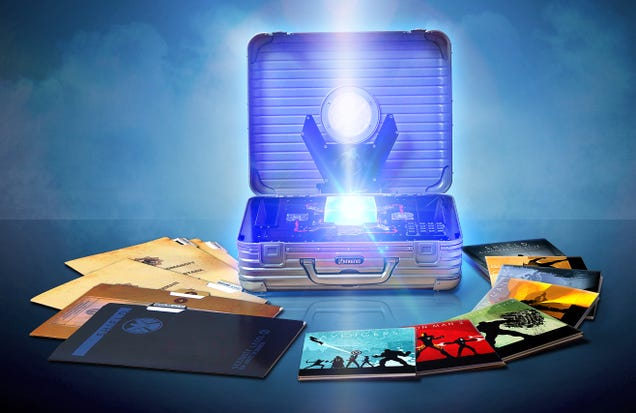 The Ultimate Motherlode of DVD Box Sets for the Holidays
