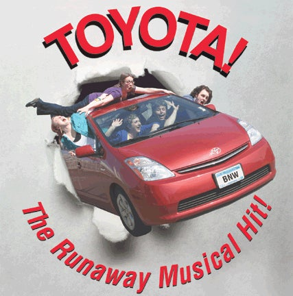 Toyota Unintended Acceleration: The Musical!