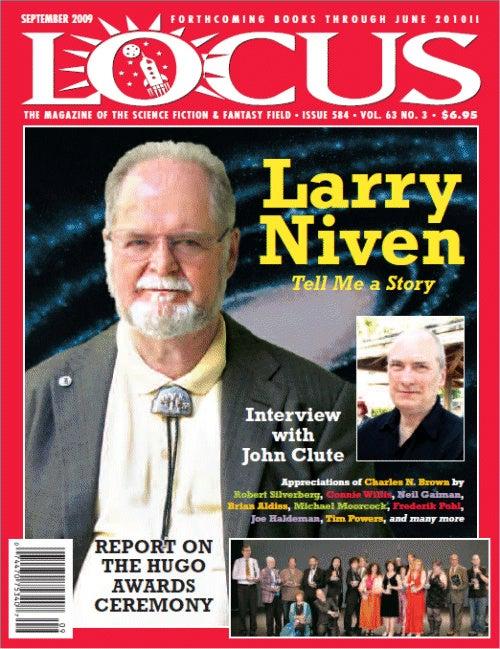 Meet the Next Generation at Locus Magazine