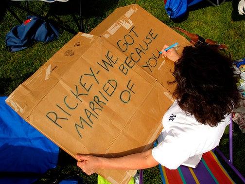 The Rickey Henderson Lovebirds Explain Themselves