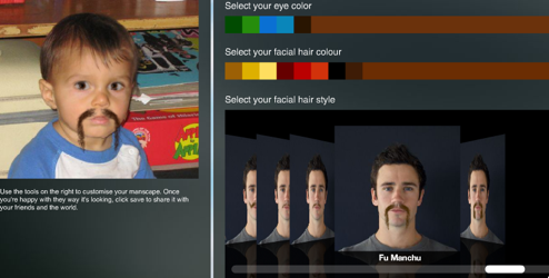 Schick Manscaping Helps You Make the Ever-Important Fu Manchu Choice
