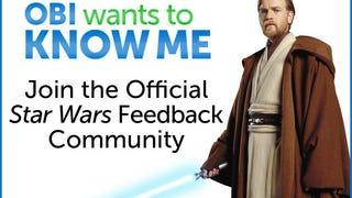 Obi Wants To Know Me