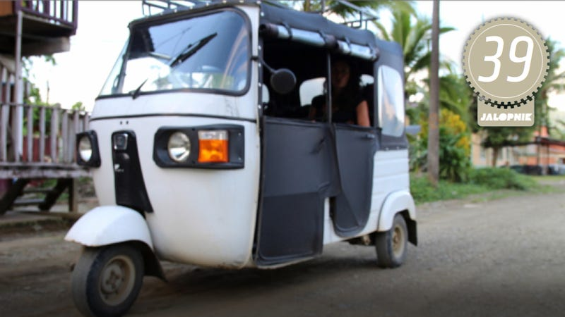 Bajaj RE GDI (Tuk Tuk): The Jalopnik Classic Review