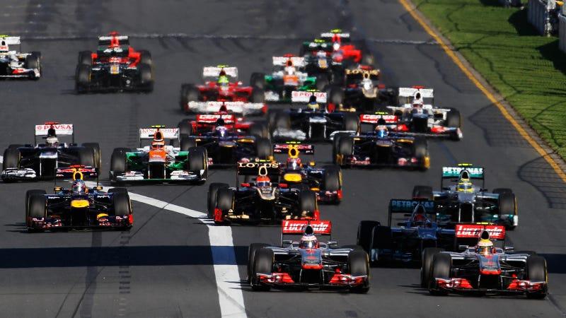 My Stupid, Terrible Idea For F1 Engine Regulations