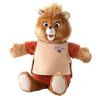 Ken Levine and Todd Howard on Teddy Ruxpin