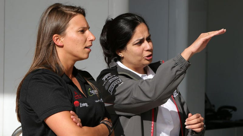 Why Susie Wolff is the First Woman I Genuinely Want to Succeed in Formula 1