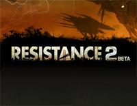 Resistance 2 Public Beta Sign Ups Live