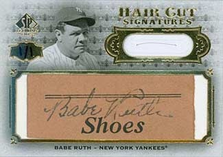 You Can Own Babe Ruth's Hair