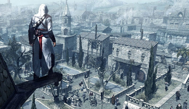 There Once Was A PS2 Assassin's Creed Game