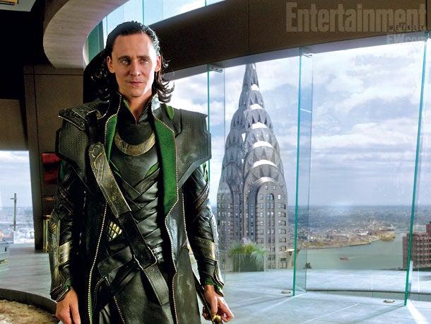 The Avengers Stills