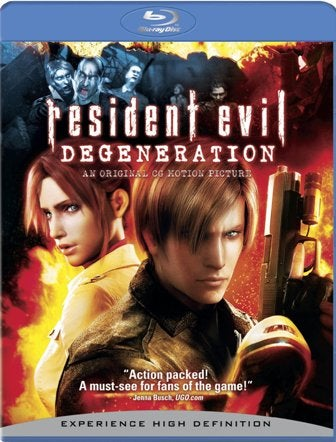 Resident Evil: Degeneration A Lackluster Afterthought