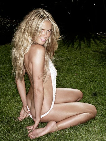 Heidi Klum Is Way Too Fat to Be a Model