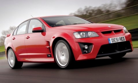 Vauxhall VXR8, Now in Supercharged