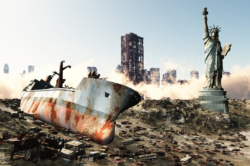 You Can Now Download New York's Official Apocalypse Manual
