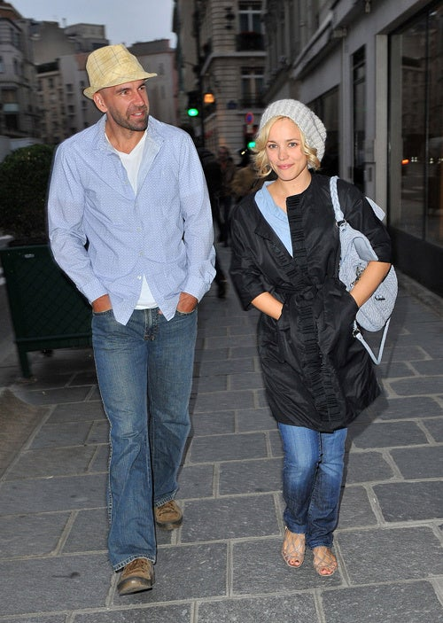 Rachel McAdams Is Parisian Chic From Toes To Chapeau