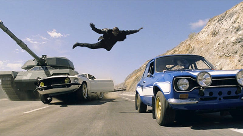 Why Fast And Furious 6 Will Be My Favorite Movie Of 2013
