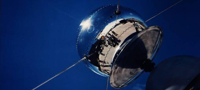 Satellites Looked So Futuristic in 1958