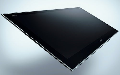Sony XBR10 Flagship LCD HDTV Has Sidelit LED, Wireless HDMI and Media Streaming