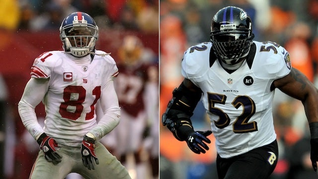 "When Amani Toomer Looks At Ray Lewis, He Thinks ""Hypocrisy"""