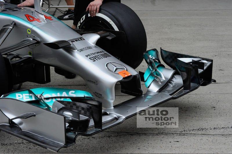 Technically Formula 1 - Chinese Gran Prix